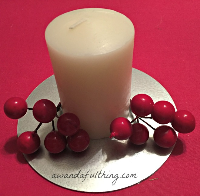 candleCD