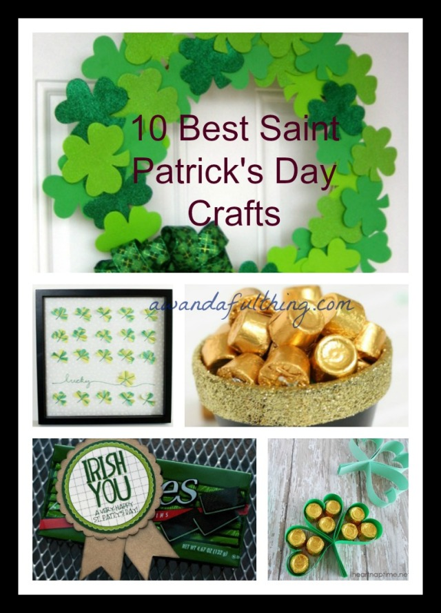 st-patricks-day-collage