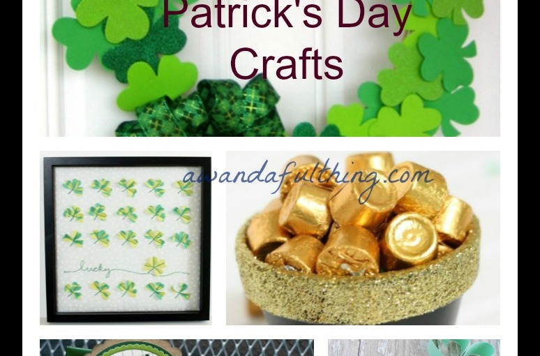 10 Best Saint Patrick's Day Crafts