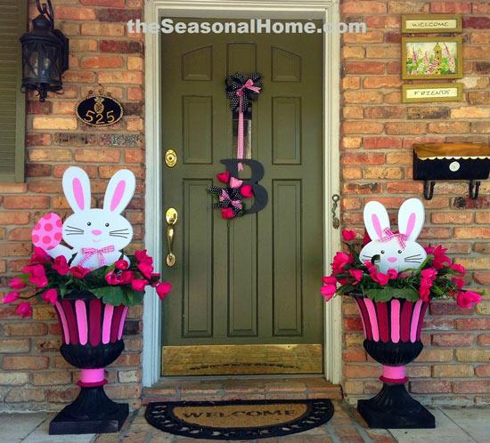 Spring Porch Decorating Ideas A Wandaful Thing