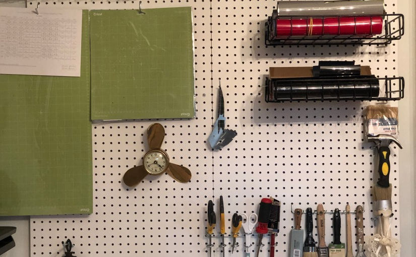 Craft Room Makeover – IKEAinspired